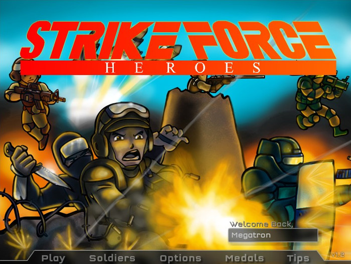 Play Strike Force Heroes 1