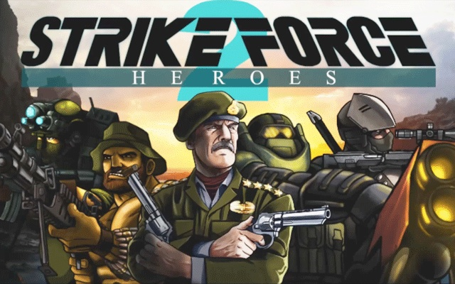 Strike force heroes two weeks ago the strike force heroes were in a